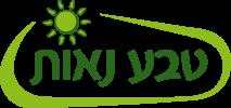 logo - טבע נאות
