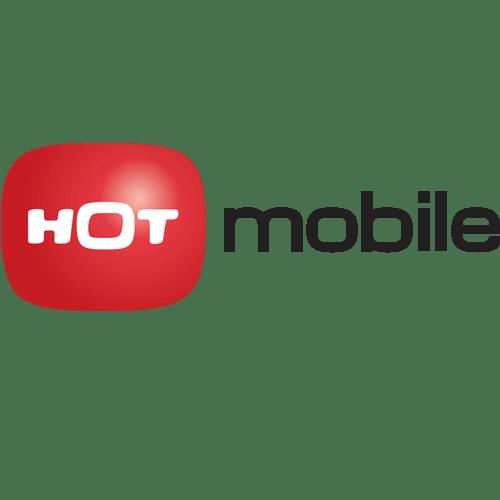 לוגו hot mobile